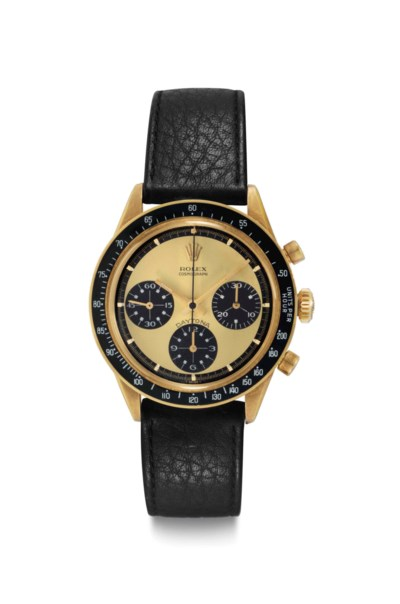 Rolex. An Extremely Rare, Fine